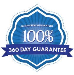 360 Day Guarantee