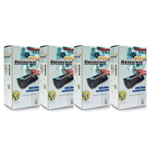 Durafirm Bulk Toner for Brother TN350 - 4 refills