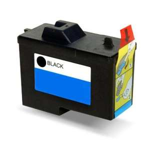 Remanufactured Dell 7Y743 (Series 2 ink) high quality inkjet cartridge - black cartridge
