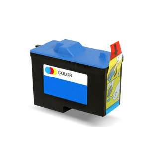 Remanufactured Dell 7Y745 (Series 2 ink) high quality inkjet cartridge - color cartridge