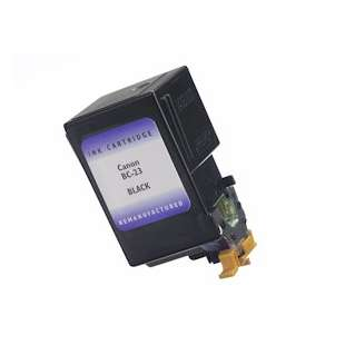 Remanufactured Canon BC-23 high quality inkjet cartridge - black cartridge