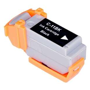Compatible ink cartridge guaranteed to replace Canon BCI-11Bk - black cartridge