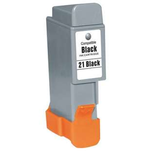 Compatible ink cartridge guaranteed to replace Canon BCI-21Bk - black cartridge