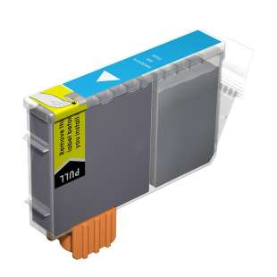 Compatible ink cartridge guaranteed to replace Canon BCI-3eC - cyan