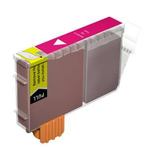 Compatible ink cartridge guaranteed to replace Canon BCI-3eM - magenta