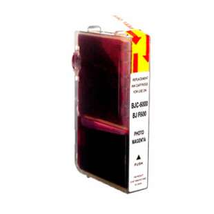 Compatible ink cartridge guaranteed to replace Canon BCI-3ePM - photo magenta