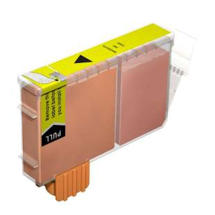Compatible ink cartridge guaranteed to replace Canon BCI-3eY - yellow