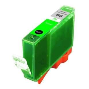 Compatible ink cartridge guaranteed to replace Canon BCI-6G - green