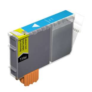 Compatible ink cartridge guaranteed to replace Canon BCI-6PC - photo cyan