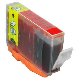 Compatible ink cartridge guaranteed to replace Canon BCI-6R - red