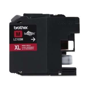 OEM Genuine Brother LC103M high quality inkjet cartridge - magenta