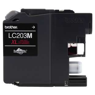OEM Genuine Brother LC203M high quality inkjet cartridge - high yield magenta