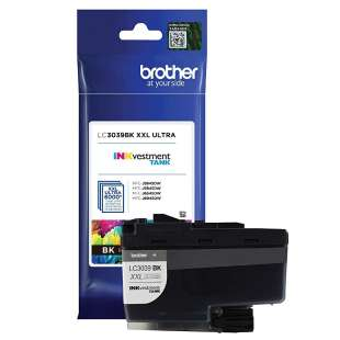 Original Brother LC3039BK inkjet cartridge - ultra high yield black