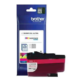 Original Brother LC3039M inkjet cartridge - ultra high yield magenta