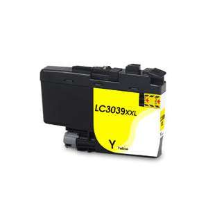 Compatible inkjet cartridge for Brother LC3039Y - ultra high yield yellow