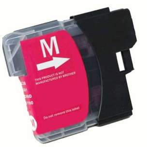 Compatible ink cartridge guaranteed to replace Brother LC61M - magenta