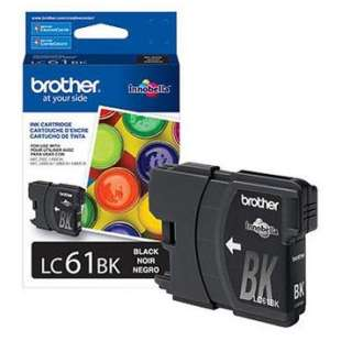 OEM Genuine Brother LC61BK high quality inkjet cartridge - black cartridge