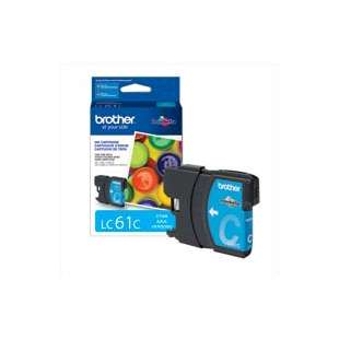 OEM Genuine Brother LC61C high quality inkjet cartridge - cyan
