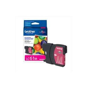 OEM Genuine Brother LC61M high quality inkjet cartridge - magenta