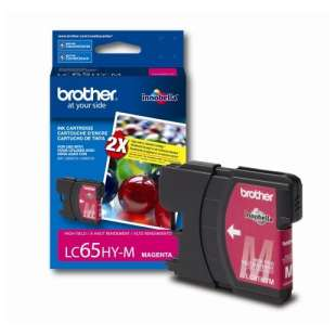 OEM Genuine Brother LC65M high quality inkjet cartridge - magenta