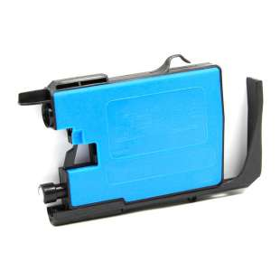 Compatible ink cartridge guaranteed to replace Brother LC75C - cyan