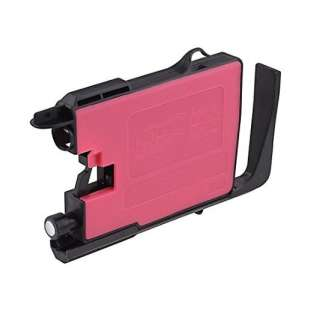 Compatible ink cartridge guaranteed to replace Brother LC75M - magenta