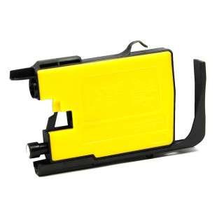 Compatible ink cartridge guaranteed to replace Brother LC75Y - yellow