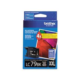 OEM Genuine Brother LC79BK high quality inkjet cartridge - black cartridge