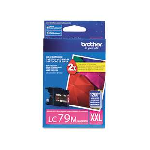 OEM Genuine Brother LC79M high quality inkjet cartridge - magenta