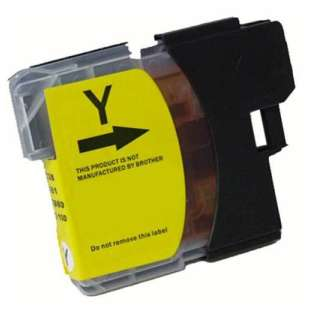 Compatible ink cartridge guaranteed to replace Brother LC79Y - yellow