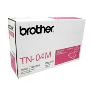 OEM Genuine Brother TN04M toner cartridge - magenta