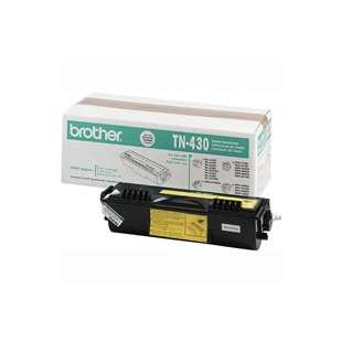 OEM Genuine Brother TN430 toner cartridge - black cartridge