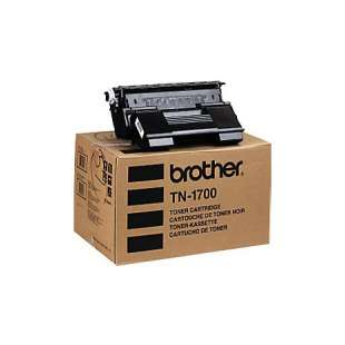 OEM Genuine Brother TN1700 toner cartridge - high capacity black