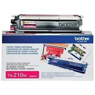 OEM Genuine Brother TN210M toner cartridge - magenta