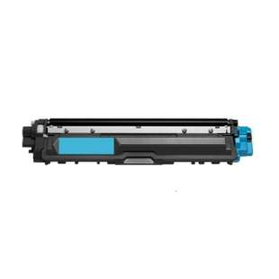 Compatible Brother TN221C toner cartridge - 1,400 page yield - cyan