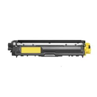 Compatible Brother TN221Y toner cartridge - 1,400 page yield - yellow