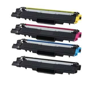 Compatible Brother TN227 toner cartridges - WITHOUT CHIP - 4-pack