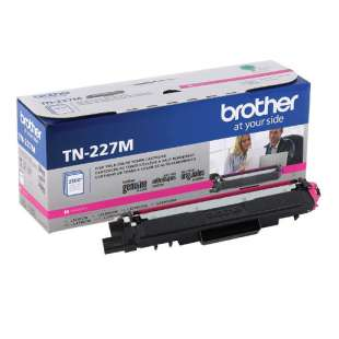 Original Brother TN227M toner cartridge - magenta