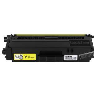 OEM Genuine Brother TN331Y toner cartridge - yellow