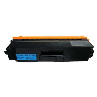 Compatible Brother TN339C toner cartridge - high capacity cyan