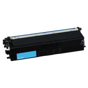Compatible for Brother TN433C laser toner cartridge - high capacity cyan