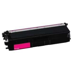 Compatible for Brother TN433M laser toner cartridge - high capacity magenta