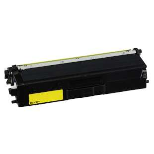 Compatible for Brother TN433Y laser toner cartridge - high capacity yellow