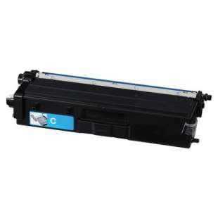 Compatible Brother TN439C toner cartridge - ultra high capacity cyan