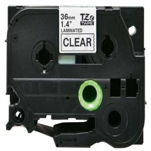 Compatible Tape for Brother TZe-161 - black on clear