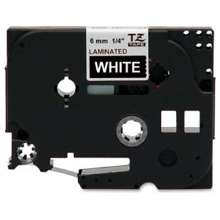 Compatible Tape for Brother TZe-315 - white on black