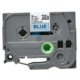 Compatible Tape for Brother TZe-521 - black on blue
