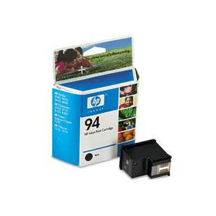 Original Hewlett Packard (HP) C8765W (HP 94 ink) high quality inkjet cartridge - black cartridge