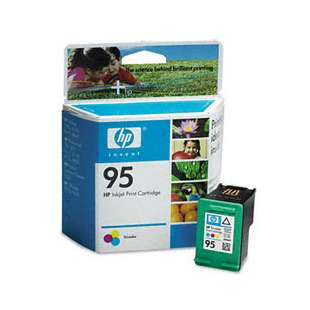 Original Hewlett Packard (HP) C8766 (HP 95 ink) high quality inkjet cartridge - color cartridge