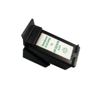 Remanufactured HP C8767 (HP 96 ink) high quality inkjet cartridge - black cartridge
